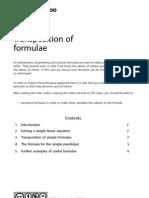 Formulae2 Tom