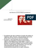 Historia de Las Doctrinas Economic As Eric Roll Georgiano Parte 79