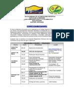 Reglamento Particular BAJA GUATAPE 2012