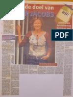 Het Goede Doel Van Esther Jacobs
