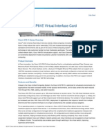Cisco UCS P81E Virtual Interface Card
