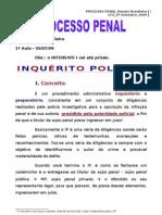 31772118 Processo Penal Renato Brasileiro Lfg 2009[1] Inquerito