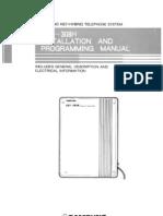 Final - Manual de Instalación y Programación Central Samsung SKP-308H
