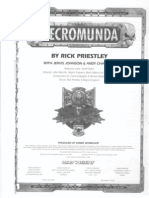 Necromunda Rulebook 1995