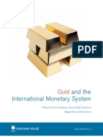 Gold And The International Monetary System