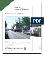 Greenport parking study