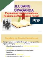 Kilusang Propaganda
