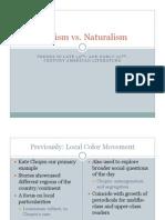 Realism & Naturalism