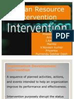 HR Intervention