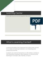 16-Learning Center Kindergarten