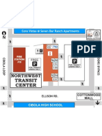 Northwest Transit Center Schematic