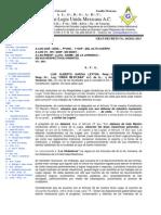 GR  DECRETO No  10 (2011-2013)