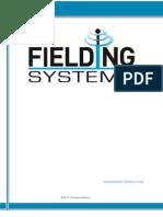 Fielding Systems Data Sheet