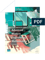 Advanced Modern Engineering Mathematics (3rd Edition), By Glyn James