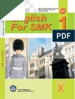 Kelas X SMK BahasaInggris a