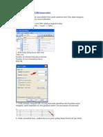 Cara Membuat Nomor Halaman Di Word 2003