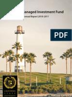 SMIF Annual Report 2010-2011