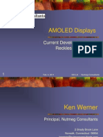AMOLED Displaysraj