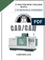 CADCAM Manual
