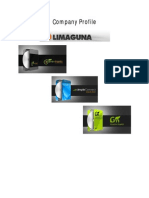Company Profile Lima Guna