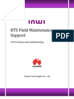 BTS Field Maintenance Support
