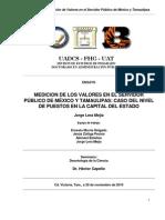 Los Valores Morales del Servidor Público.30.11.10