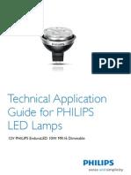 Philips Technical Specs_10WMR16