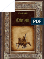 Filehost_Ioan Dan - Cavalerii [ Book.dirlink.ro ]