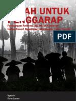 BUKU - Perjuangan Agraria Di Kawasan Hutan Ngadisono Wonosobo Jawa Tengah (Petani Press)