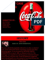 Case of Coca Cola Bp