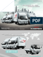 (Isuzu Truck)N-Series Brochure