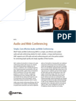AWC Data Sheet