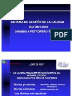 Sensibilización ISO 9001-Alta dirección