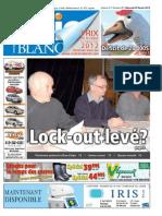 Journal de L'Oie blanche du 29 férvrier 2012