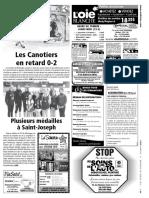 Petites annonces et offres d'emploi du Journal de l'Oie blanche du 29 février 2012