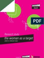 Femeia CA Target- Ce e Relevant Acum 2009
