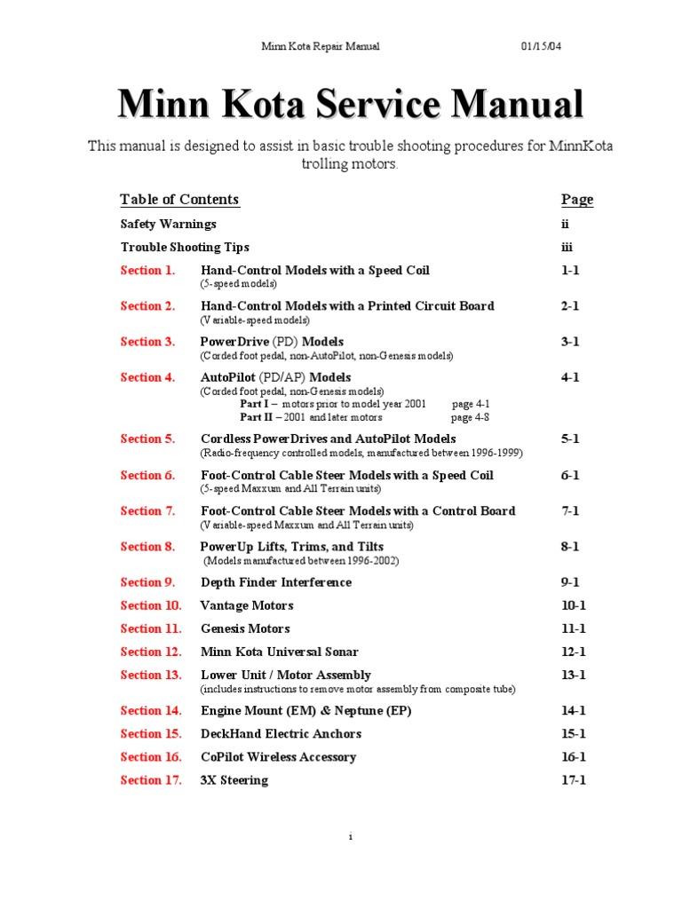 Minn kota wiring diagram service free download wiring diagram minn kota repair manual switch electrical connector minn kota wiring diagram service 32 24 volt trolling motor wiring diagram northstar wiring diagram sciox Choice Image