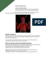 Asal Mula Iblis Bisa Masuk Ke Tubuh Manusia