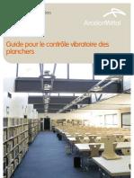 Guide Pour Le Controle Vibrato Ire Des Planchers