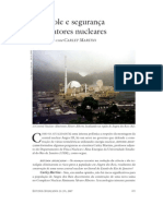 Contrele e Segurança de Reatores Nucleares