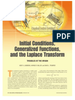 Generalized Function