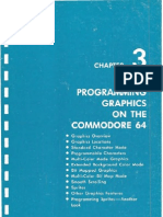 c64 Programmers Reference Guide 03 Programming Graphics