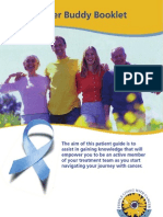 PLWC Cancer Buddy Booklet