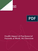 WHO Informe 2010
