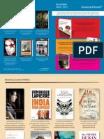 Boletín Novedades Abril 2012 Comercial Planeta