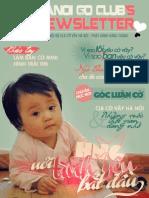 Bản tin clb Cờ Vây Hà Nội số 4 - tháng 2/2012