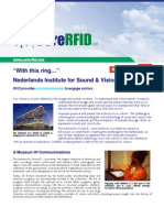 004 Institute of Sound and Vision Fact Sheet