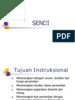 Anatomi sendi sinovial