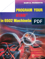 How to Program You Atari in 6502 Language