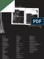 Digital Booklet - Brumalia EP